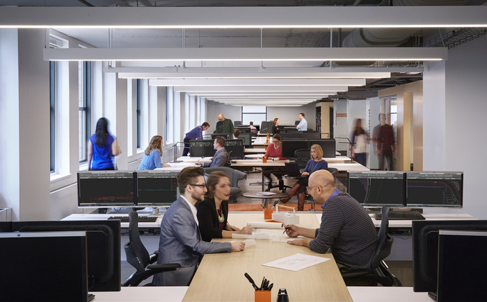 SmithGroup Offices - Chicago - 4