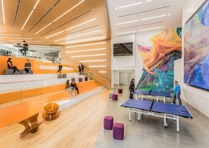 Adobe's Newly Renovated Headquarters - San Jose - 13