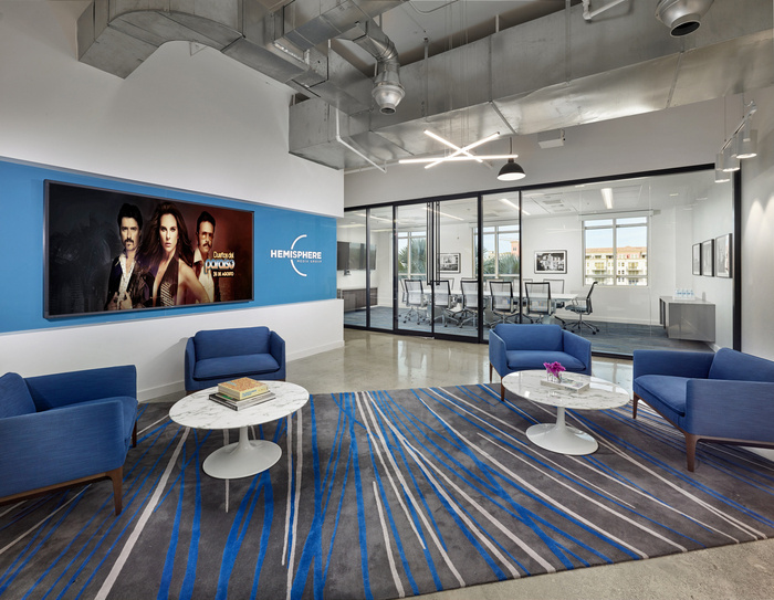 Hemisphere Media Group Offices - Coral Gables - 1