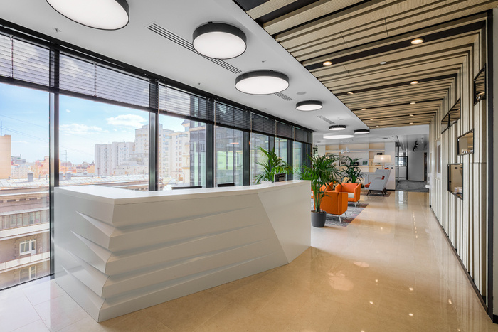 Servier Offices - Moscow - 1
