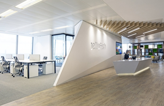 Jellyfish Offices - London - 2
