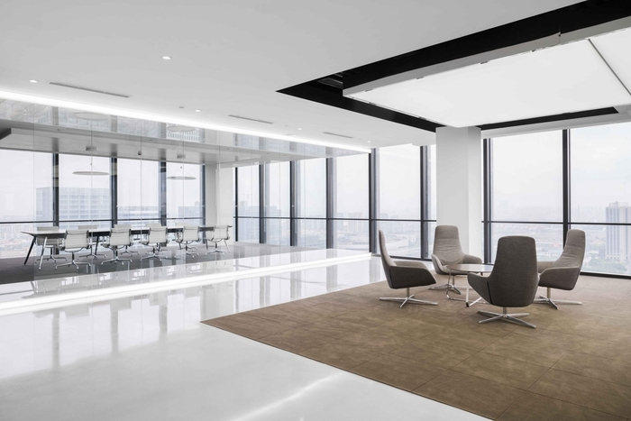 Asia Financial Center Office By Spacemen Office Snapshots
