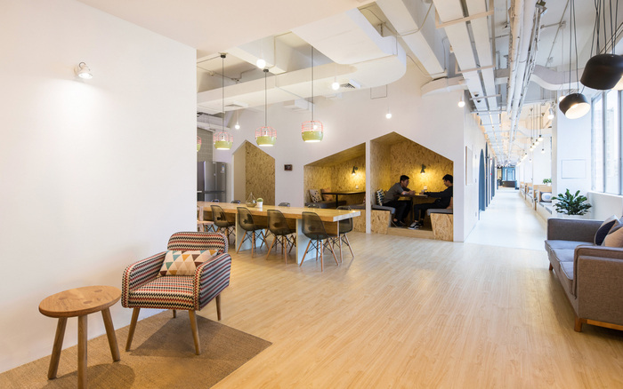 SimplyWork 6.0 Coworking Offices - Shenzhen - 7