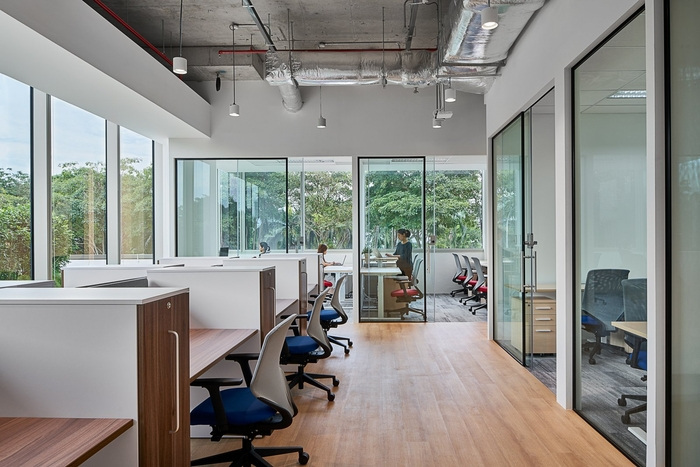Spacemob Ascent Coworking Offices - Singapore - 11