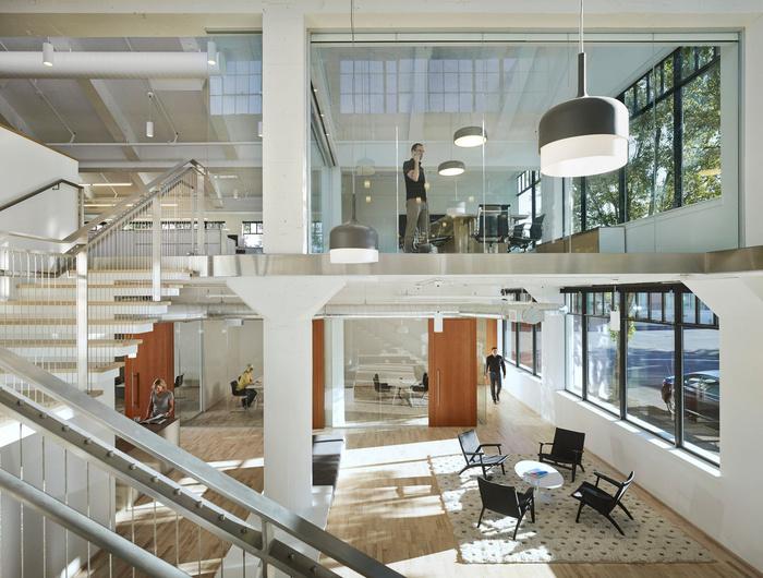 Hanna Andersson Headquarters - Portland - 2