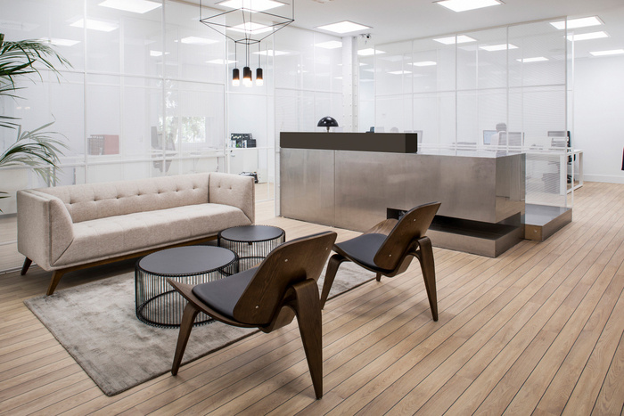 Qualitas Equity Partners Offices - Madrid - 1