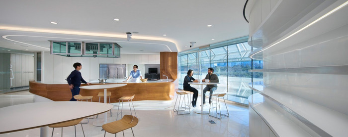 CJ Blossom Park Offices - Suwon - 10