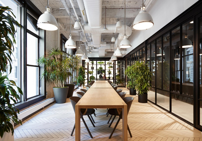 Digital Media Company Headquarters - New York City - 19