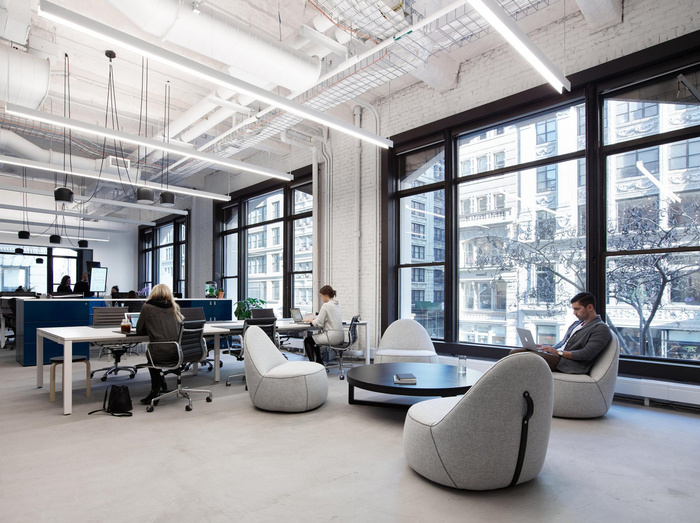 Digital Media Company Headquarters - New York City - 14