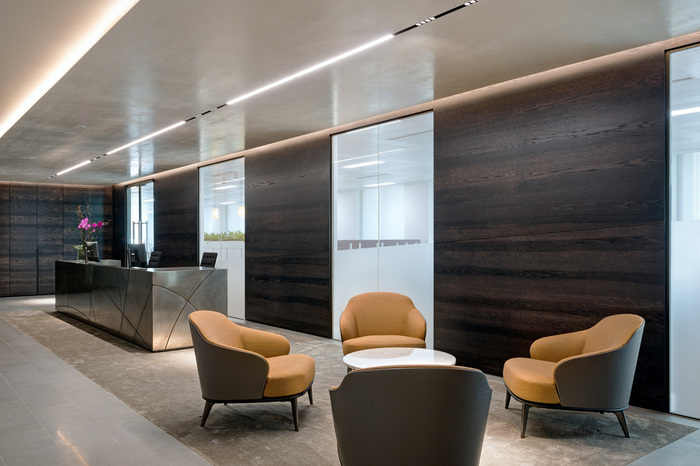Hedge Fund Offices - London - 3