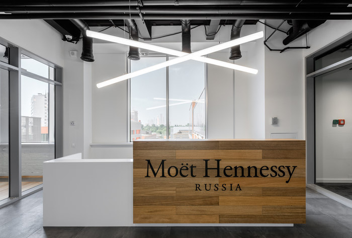 Moet Hennessy Offices - Moscow - 1