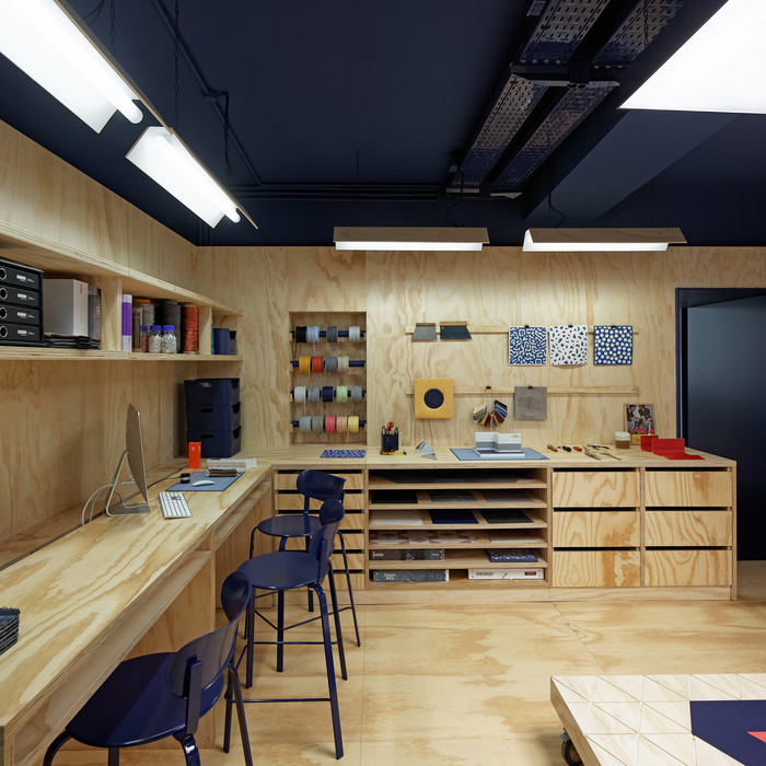 Atelier Tarkett Showroom and Office - Paris - 12
