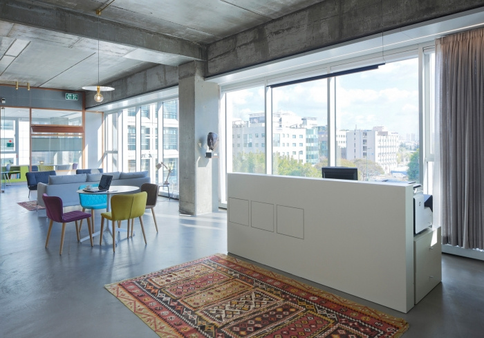 Lautman Fund Offices - Tel Aviv - 1