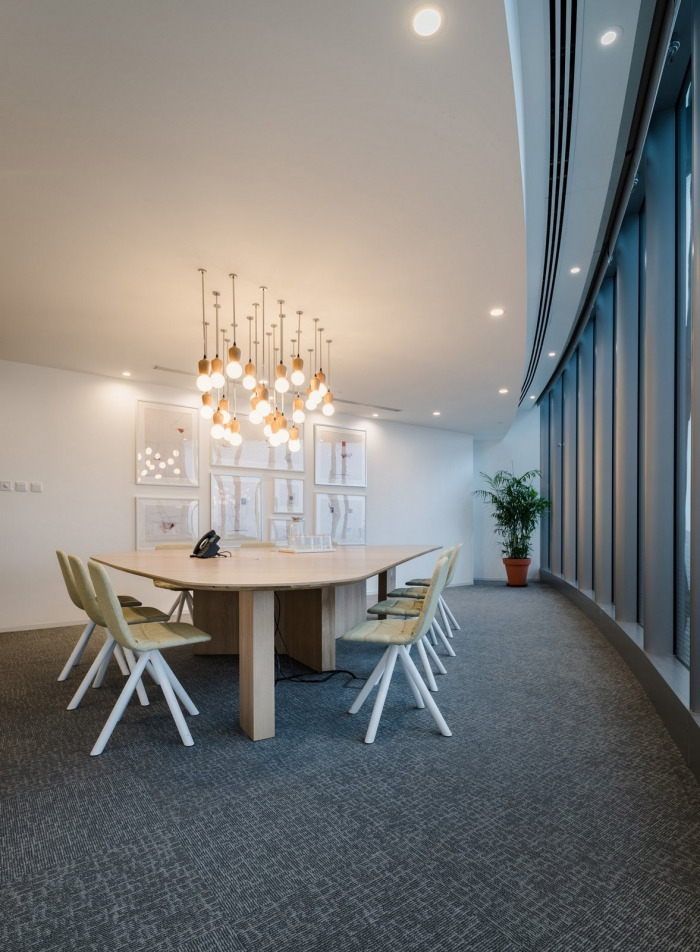 SPACES Coworking Offices - Shanghai Tower - 10