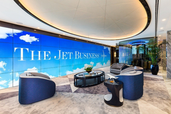 The Jet Business Office And Showroom   London   1