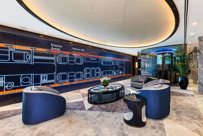 The Jet Business Office and Showroom - London - 8