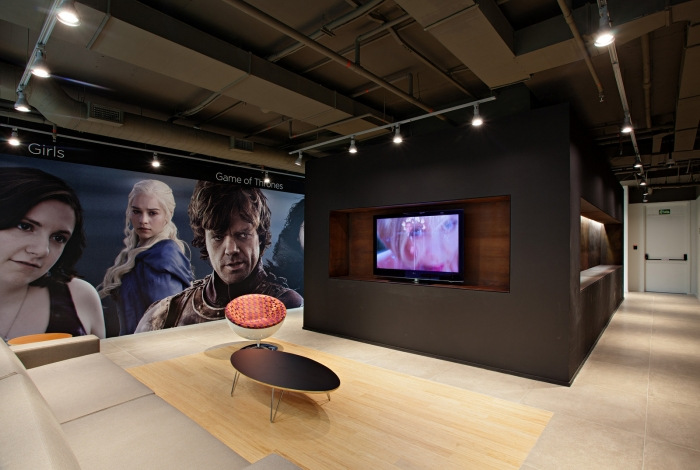 HBO Office by Pitá Arquitetura - Office Snapshots