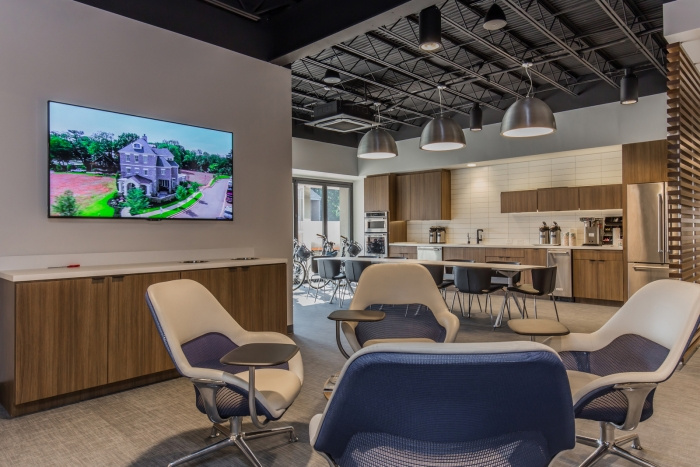 Coldwell Banker Caine Greenville Office Snapshots