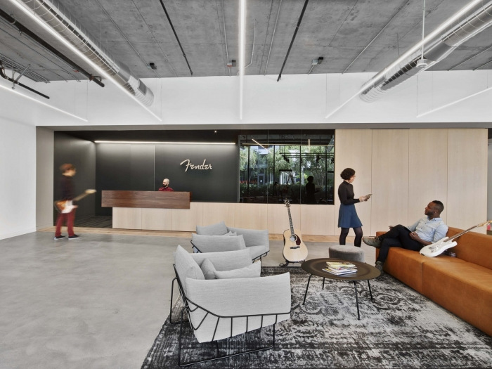 Fender Offices - Los Angeles - 1