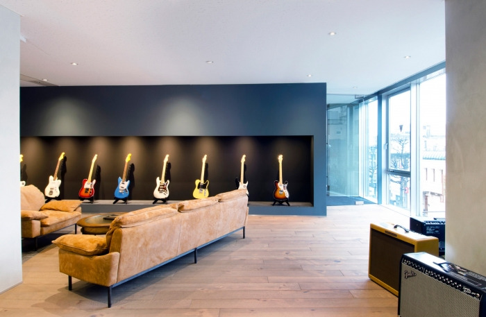 Fender Offices - Tokyo - 4