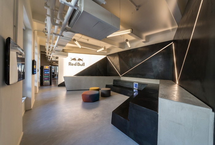 Red Bull Offices - Milan - 1
