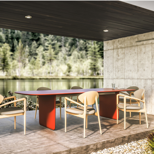 Harmoni Table by HBF