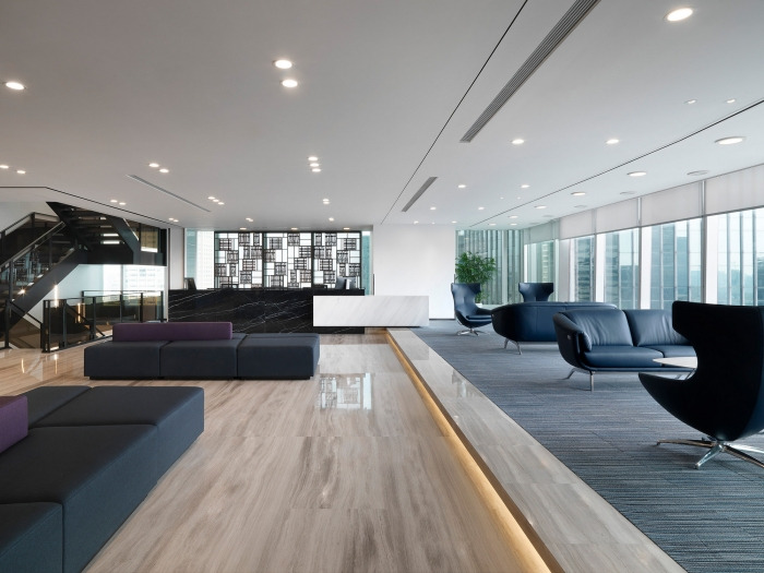 KPMG Offices - Shanghai - 1