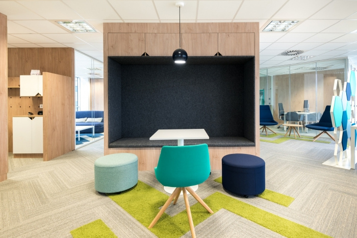 Almirall Offices - Barcelona - 12