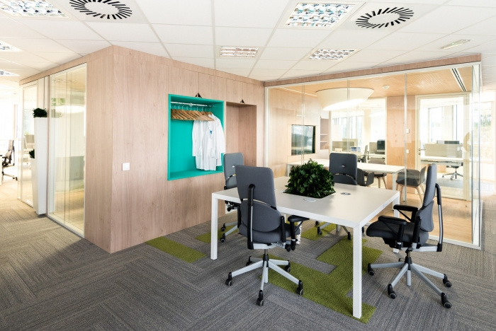 Almirall Offices - Barcelona - 4