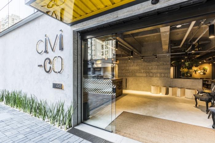 Civi-co Coworking Offices - São Paulo - 1