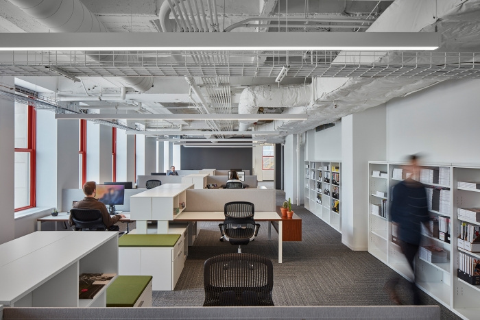 Condé Nast / Pitchfork Offices - Chicago - 7