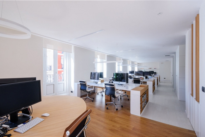 ST Consultores Offices - Madrid - 10