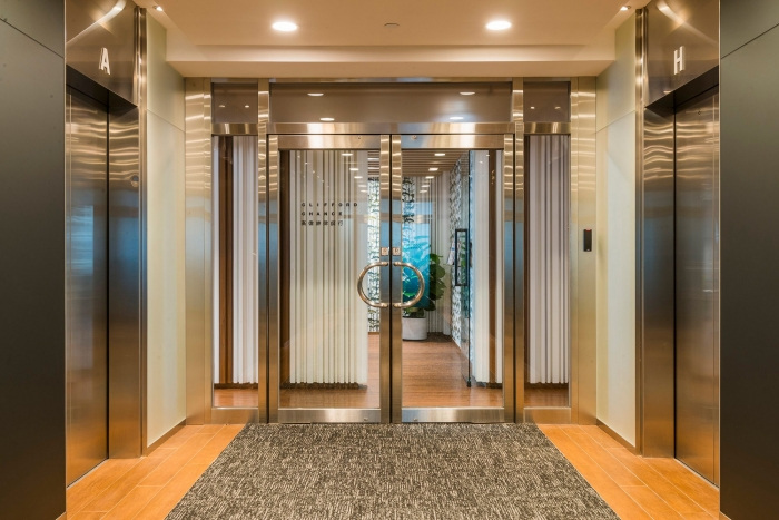 Clifford Chance Offices - Hong Kong - 7