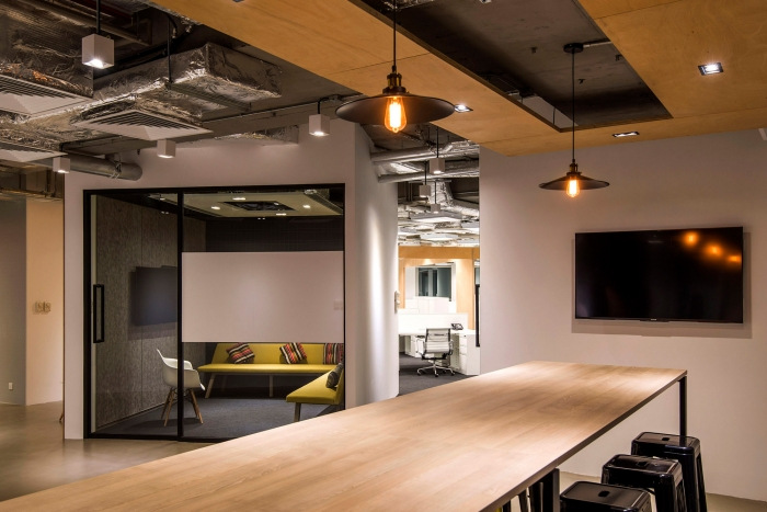 Dentsu Aegis Network Offices - Hong Kong - 10
