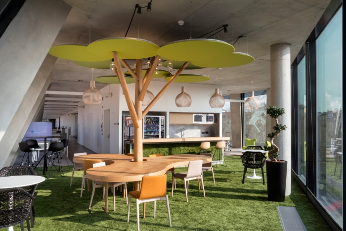 Microsoft House Offices - Milan - 19