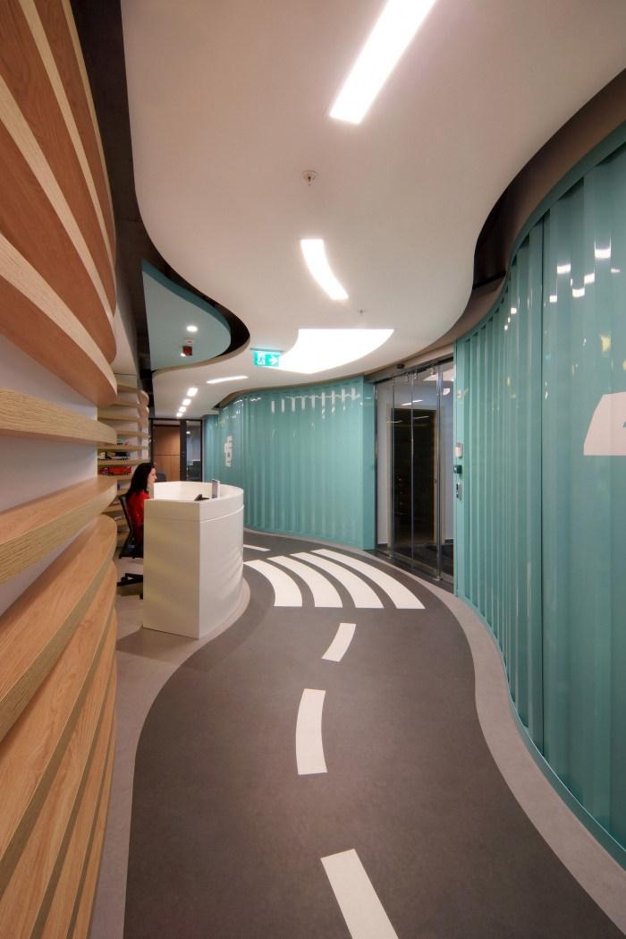 Transbatur Offices - Istanbul - 2