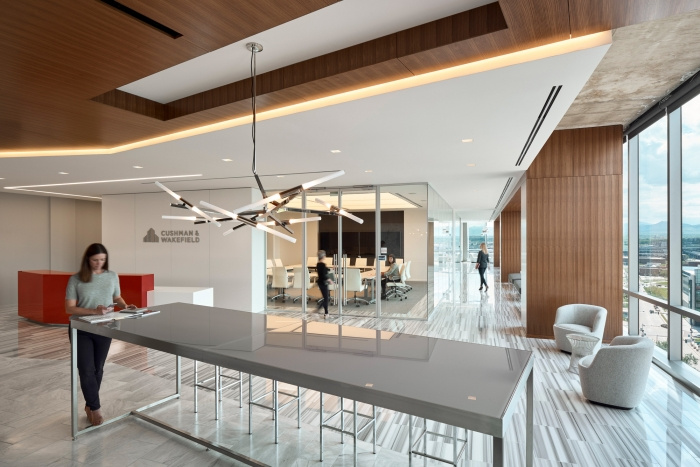 Cushman & Wakefield Offices - Denver - 2
