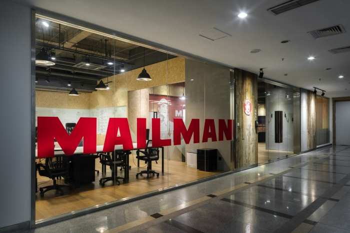 Mailman Offices - Shanghai - 1