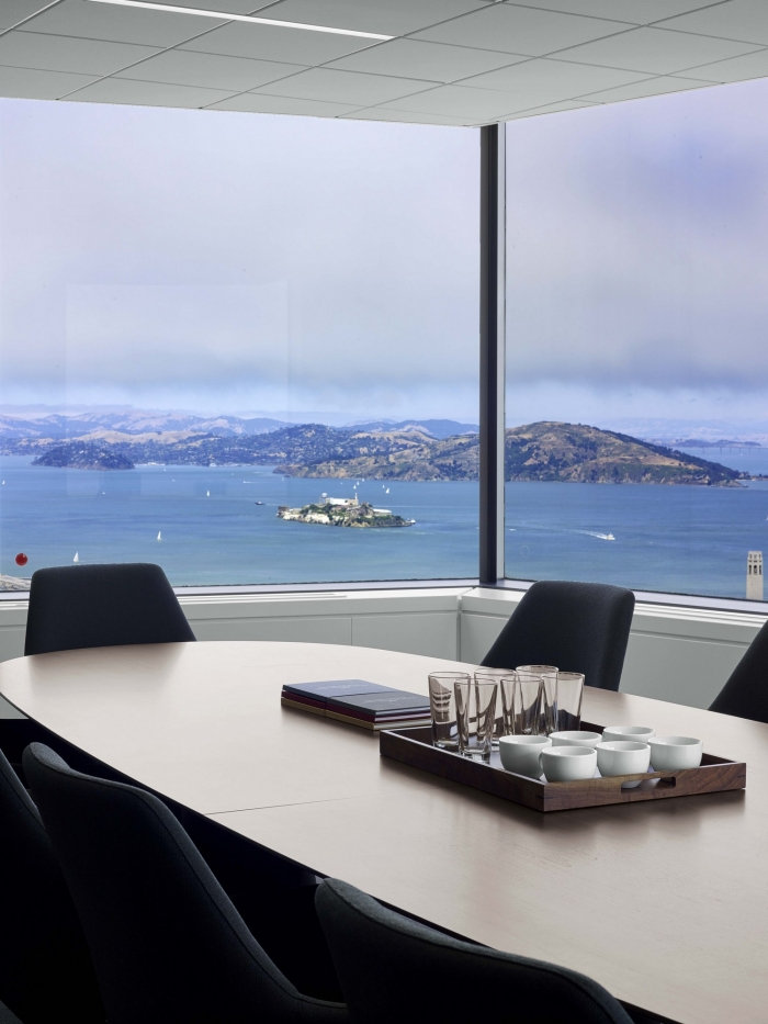 Confidential Client Offices - San Francisco - 12