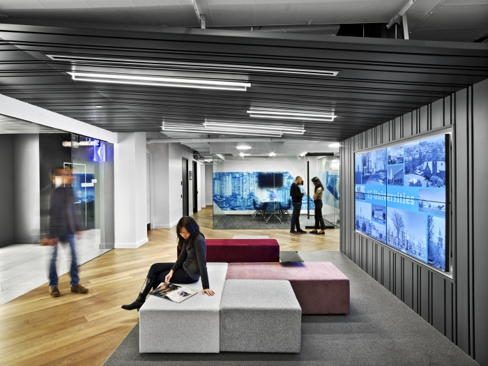 Silicon Valley Bank Offices New York City Office Snapshots