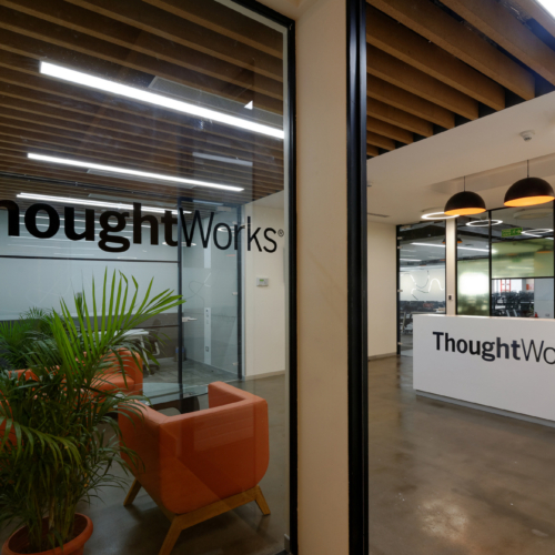 ThoughtWorks Offices – Bangalore
