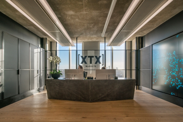XTX Markets Offices - London - 1
