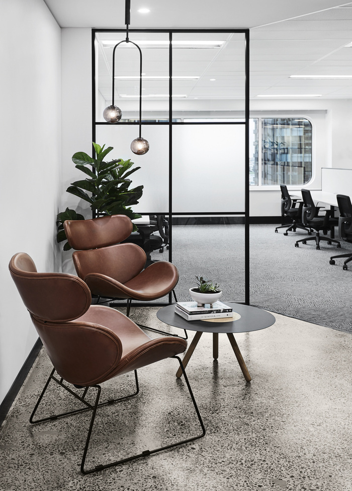 AEW Capital Spec Fitout - Sydney - 4