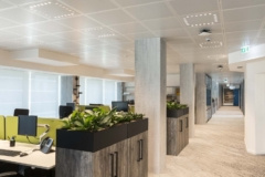 Lay-In / Troffer in CA Technologies Offices - Milan