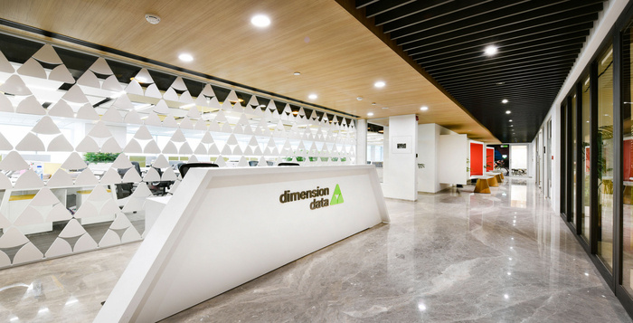 Dimension Data Offices - Mumbai - 1