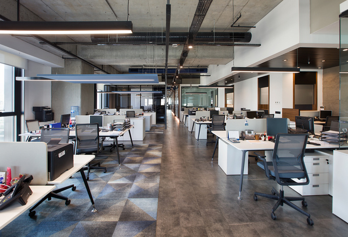 Mars Logistics Offices - Istanbul - 5