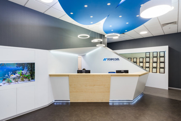 Topcon Offices - Moscow - 1