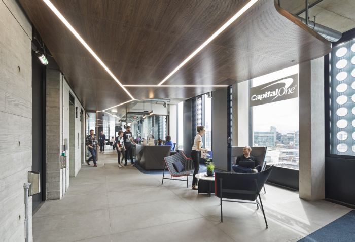 Capital One Offices - London - 1