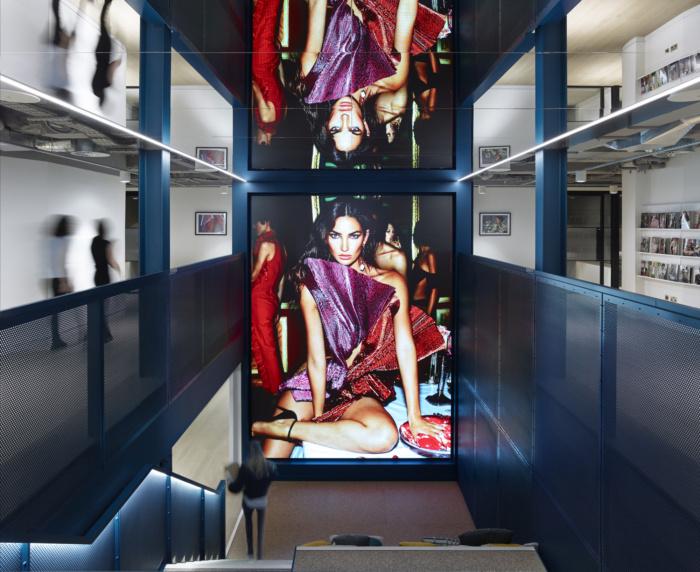 Condé Nast International Offices - London - 3