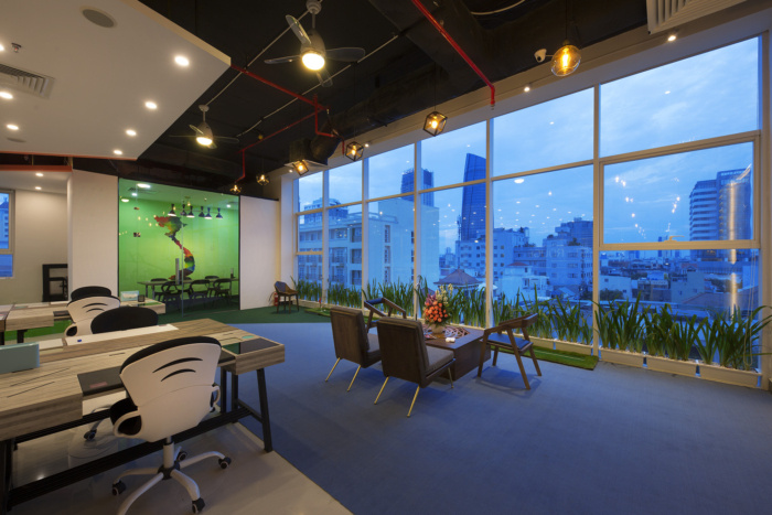 Est Rouge Technologies Offices - Danang - 5